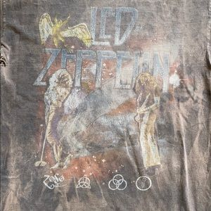 VTG LED Zeppelin Shirt